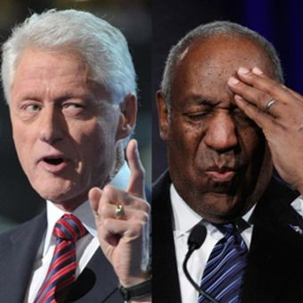 Rapey Bill - one gets jailed and one goes free
