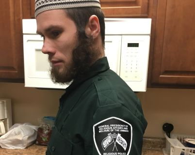 "Abdullah Rashid, 22, a Georgia native who moved to Cedar-Riverside last year, says his group, General Presidency of the Religious Affairs and Welfare of the Ummah, is trying to enforce what he calls ""the civil part of the sharia law"" in the area."