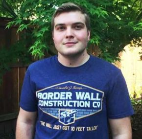 A federal judge in May granted a temporary restraining order, barring Hillsboro's Liberty High School from preventing senior Addison Barnes from wearing his pro-border wall T-shirt to school for the rest of this school year