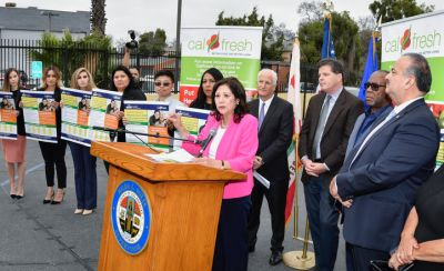 SSI/SSP recipients can now apply for #CalFresh benefits.