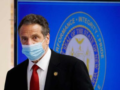 Cuomo's administration said the new immunity provision is necessary