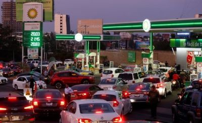 Pemex is trying to stem billions of dollars in losses from criminal gangs that tap pipelines to steal gasoline by instead transporting the fuel via truck