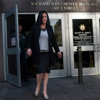 Attorney sues Sacramento County over accusation she disrobed while meeting with client in jail