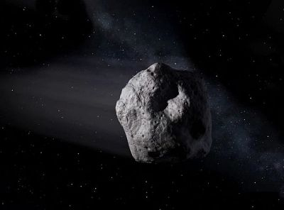 "When scientists talk about ""potentially hazardous"" asteroids, they're referring to bigger ones that have a chance to hit Earth eventually"