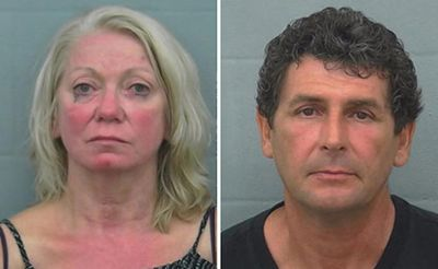 Peggy Klemm, 68, and David Bobilya, 49, were arrested after they were spotted having sex at a public pavilion near the Florida retirement community where the woman lived