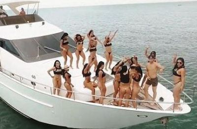 island sex drug romp banned by youtube