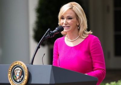 Paula White at the White House