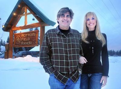 Potter's Field Ministries founders Mike and Pam Rozell
