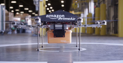 Amazon drone delivery - The e-commerce giant wants US regulators to follow Europe's lead