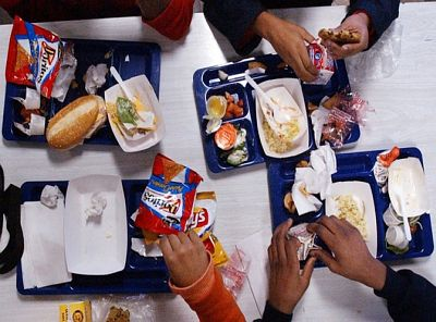 church pays school lunch debt