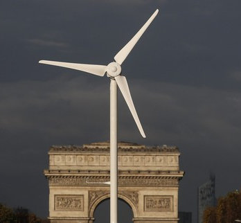Paris renewable energy